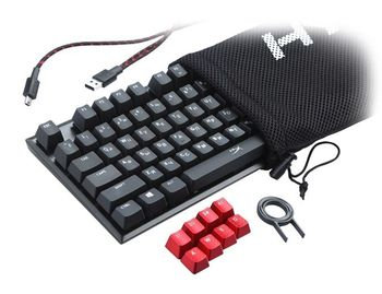 купить Клавиатура KINGSTON HYPERX ALLOY FPS MECHANICAL GAMING KEYBOARD в Кишинёве