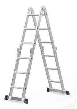 купить Шарнирная лестница (4x2ст) LC1408Q в Кишинёве