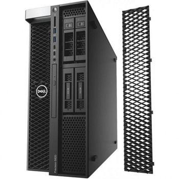 DELL Precision T5820 Tower, Intel Xeon W-2123, 32GB (2x16GB) DDR4 RDIMM ECC, M.2 256GB PCIe NVMe Class 40 SSD, NVIDIA Quadro P2000 5GB Graphics, no ODD, mouse MS116, 685W PSU, W10Pro.