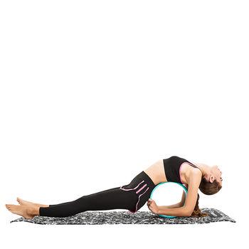 Кольцо для йоги d=32 см S124-31 MRKT (3694)