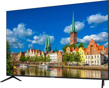 """50"""" TV Blaupunkt 50UN265, Black (SMART TV)"""
