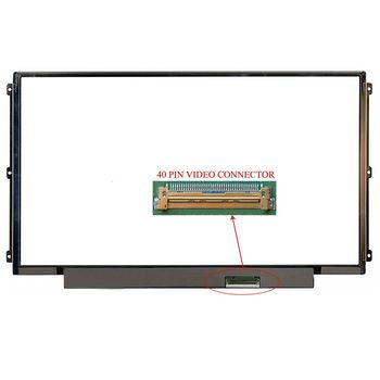 "Display 12.5"" LED Slim 40 pins HD (1366x768) Brackets Left-Right Matte LP125WH2-TLB2"