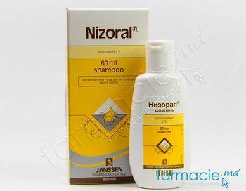 cumpără Nizoral sampon 2% 60ml în Chișinău