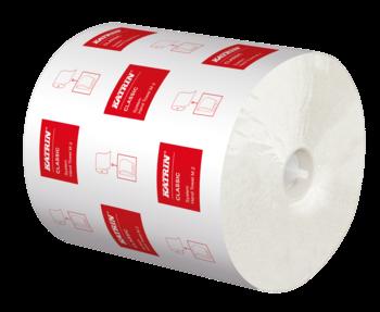 CLASIC SYS M Бумажные полотенца белые 2 слоя 160 м