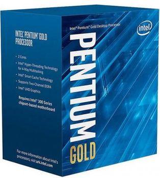 Intel® Pentium® Gold G5420, S1151, 3.8GHz (2C/4T), 4MB Cache, Intel® UHD Graphics 610, 14nm 54W, Box