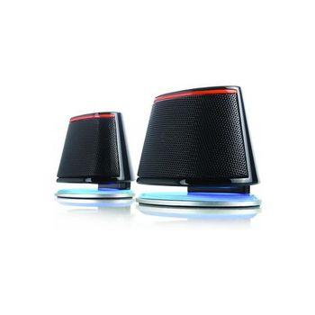Speakers F&D V620  2x1.2W, 30-20kHz, Black