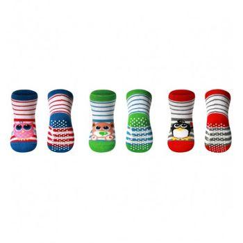 купить Babyono Носки хлопковые, 6-12м в Кишинёве