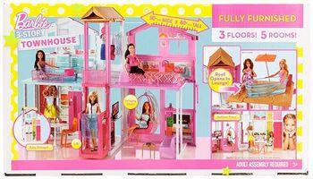 """Городской дом Барби """"Малибу"""", код DLY32"""
