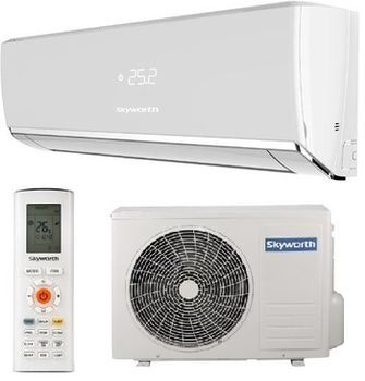 Aparat de aer conditionat tip split pe perete Inverter Skyworth SMVH09B-2A2A1NF 9000 BTU