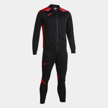 Спортивный костюм JOMA - CHAMPIONSHIP VI ЧЕРНО-КРАСНЫЙ 4XS