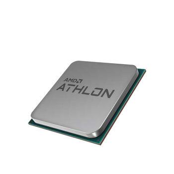 Процессор CPU AMD Athlon 200GE Dual Core, 4 Threads, 3.2GHz, AMD Radeon Vega 3 graphics, 5MB Cache, AM4, Tray (procesor/Процессор)