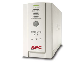 купить APC BK650EI Back-UPS CS 650VA/400Watts 230V в Кишинёве