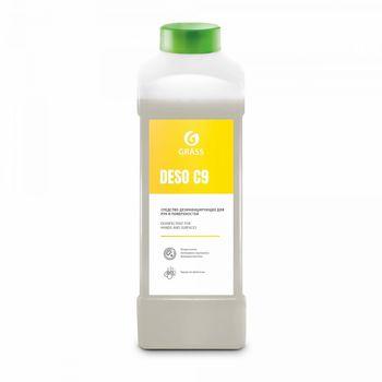 Deso C9 - Дезинфицирующее средство на основе изопропилового спирта 1000 мл