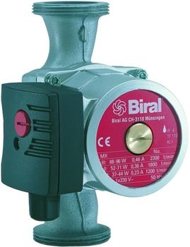Насос для систем отопления Biral MX 13-2