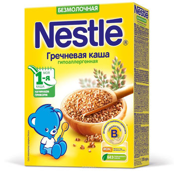 cumpără Nestle Terci Hrișcă fără lapte 200g în Chișinău