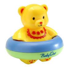 Игрушка для ванной Плавающий мишка