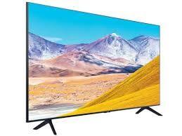 "65 ""LED телевизор Samsung UE65TU8000UXUA, Черный"