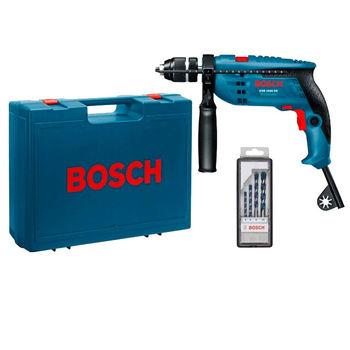 cumpără Maşină de găurit cu percuţie Bosch GSB 1600 RE 701 W în Chișinău