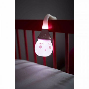 Ночной светильник Babymoov Tweetsy Light Girl