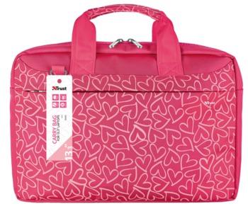 """купить 13.3"""" NB  bag - Trust Bari Pink в Кишинёве"""