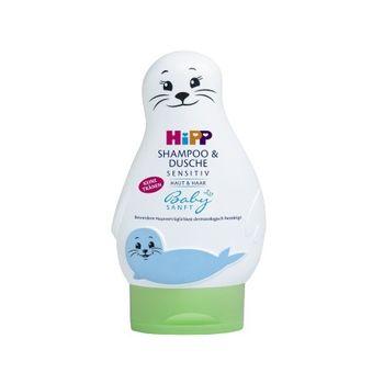 cumpără Hipp BabySanft șampon și gel de duș 200 ml în Chișinău