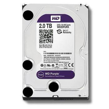 """cumpără 3.5"""" HDD 2.0TB  Western Digital WD20PURZ Caviar® Purple™, IntelliPower, 64MB, SATAIII în Chișinău"""