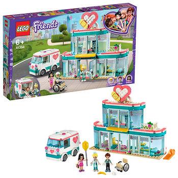 LEGO Friends Городская больница Хартлейк Сити, арт. 41394