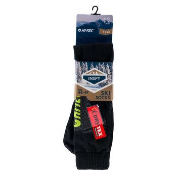 купить Носки INSPY BLACK / GREY MELANGE / LIME PUNCH в Кишинёве
