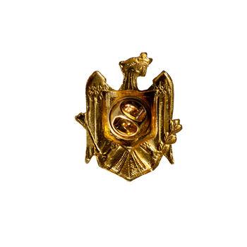 купить Значок - Герб Республики Молдова в Кишинёве
