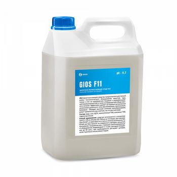 Gios F11 - Щелочное пенное средство 5 л