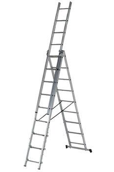 купить Ascara . VHR TK 3x9  Лестница алюминиевая трехсекционная Elkop в Кишинёве