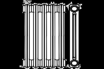 Радиатор чугунный Viadrus Kalor 110 580 x 60 мм