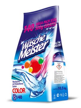 купить Порошок для стирки  - Color, 10,5kg, WascheMeister в Кишинёве