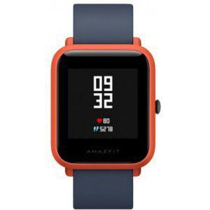 """купить Умные часы XIAOMI """"AMAZFIT BIP"""" CINNABAR RED, 1.28 в Кишинёве"""