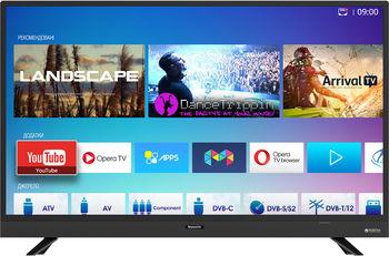 "40"" LED TV Skyworth 40S3A22G, Black (1920x1080 FHD, SMART TV, SMO 200Hz, DVB-T/T2/C/S2)(40"" Full HD 1920x1080, SMO 200Hz, SMART TV (Opera OS), 3 HDMI, 2 USB (foto, audio, video), DVB-T/T2/C/S2, OSD Language: ENG, RU, RO, Stereo surround sound, Spea"