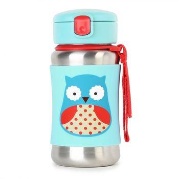 Термоc-поильник с трубочкой Skip Hop Zoo Owl