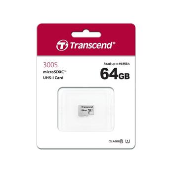 cumpără Transcend.64GB MicroSD (Class 10) UHS-I (U1) , în Chișinău