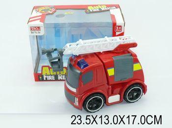 купить Пожарная машина со звуком и светом в Кишинёве