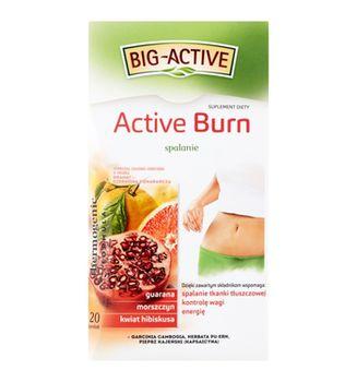 купить Чай Big Active Burn, 20 шт. в Кишинёве