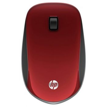 HP  Z4000  Wireless  Red mouse