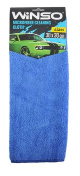 Laveta microfibra WINSO 30*30cm albastra 150100