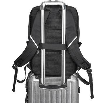 купить Рюкзак для ноутбука 15.6'', KA-511,  чёрный в Кишинёве
