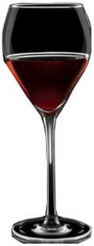 Бокал WILMAX WL-981037/6B (для вина 6 шт/370 мл)