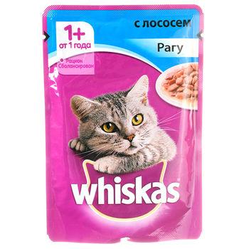 купить Whiskas рагу лосось в Кишинёве