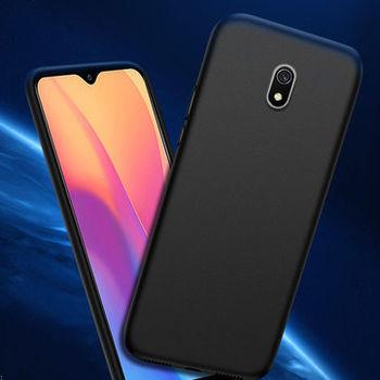 купить Чехол ТПУ Xiaomi Redmi 8A, Black в Кишинёве