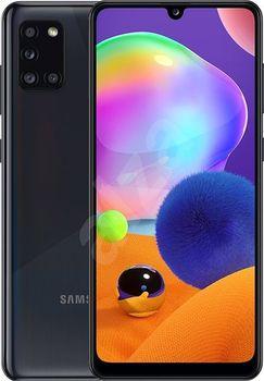 купить Samsung Galaxy A31 2020 6/128Gb Duos (SM-A315), Black в Кишинёве