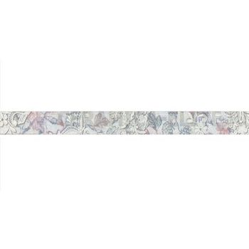 Keros Ceramica Фриз Ariel Gris 5x70см