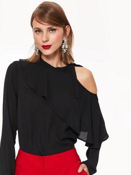 Блуза TOP SECRET Чёрный sbd0993