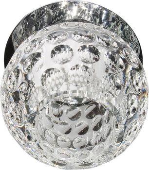 Feron Встраиваемый светильник C1033S хром