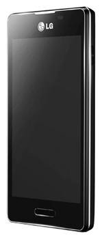 LG Optimus L5 II (E450) Black